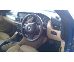 2011 BMW X1 2.0 Engine Capacity with Automatic Transmission
