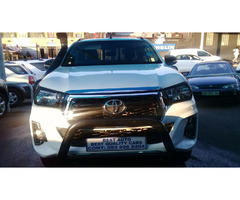 2019 Toyota Hilux 2.4