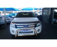2012 Ford Ranger 3.2 Engine Capacity 6-Speed, with Manuel Transmission,