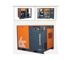 Industrial Air Compressors DB-10 and DB-10FF