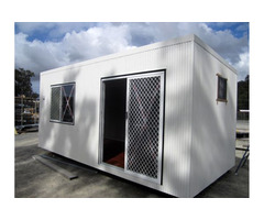 """6"""" Meter (20ft) Portable Office Container"""