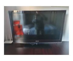 Samsung  TV perfect condition