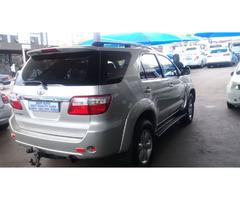 2011 Toyota Fortune